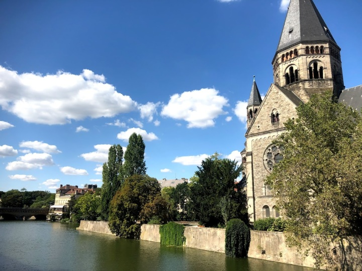 1 Day in Metz, France | BONUS: Pont-à-Mousson