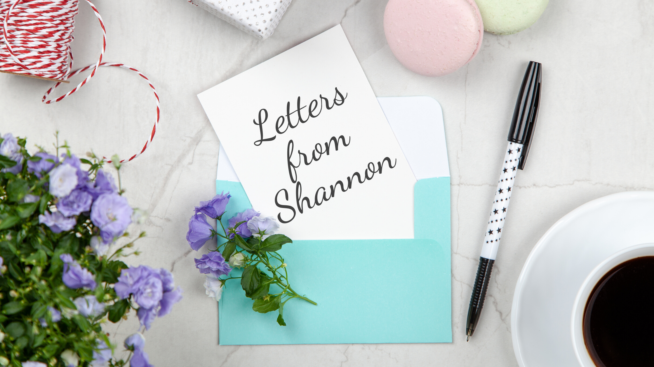 Letters from Shannon